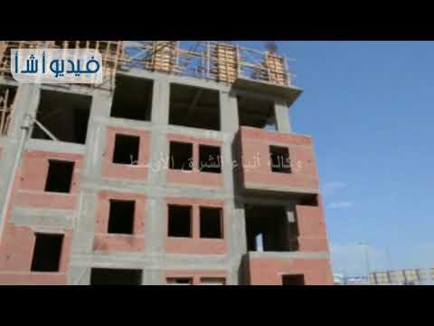 بالفيديو: رئيس جامعة بنها ومحافظ القليوبية يتفقدان الكليات الجديدة بكفر سعد