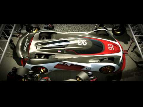 SRT Tomahawk Vision Gran Turismo revealed for GT6