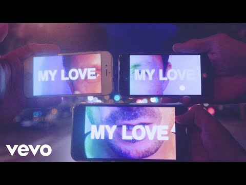 Martin Solveig - My Love (Lyric Video)