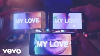 Martin Solveig - My Love (Lyric Video)