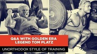 TOM PLATZ Still Squats At Age 62 - Then & Now Squat Comparison - mp3toke