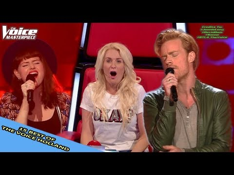 THE VOICE MASTERPIECE   BEST OF 'THE VOICE OF HOLLAND'