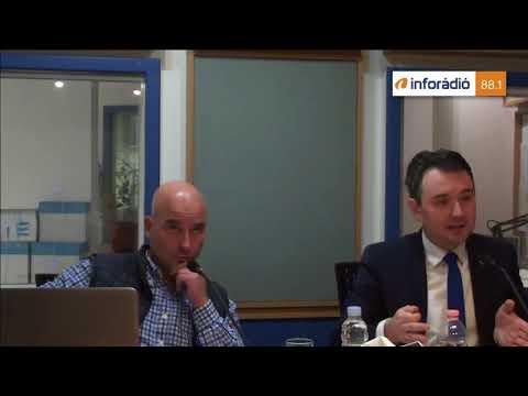 Párbeszéd a gazdaságról - Balatoni András és Szabó László az InfoRádióban - 1. rész