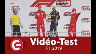 Vidéo-Test : [Vidéo Test] F1 2019, le top du top de la simulation de F1... et F2 !?