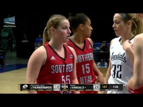 Big Sky Women's Basketball Championship Game #2