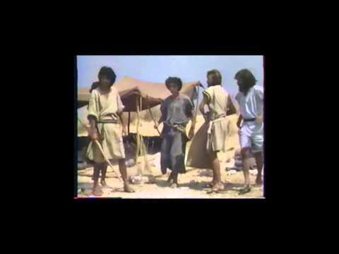 LA BIBLE ancien testament (2ème partie) : LA VIE D'ISAAC, JACOB ET JOSEPH