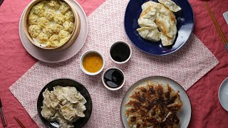 Dumplings Around Asia