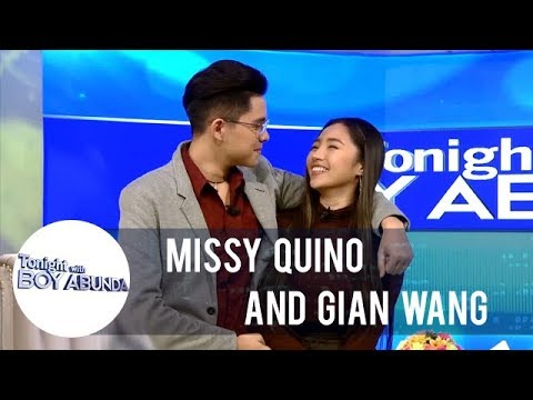 TWBA: Gian and Missy exchange
