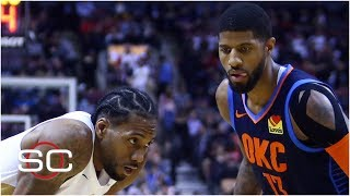 LA Clippers basically traded for Kawhi after they got Paul George – Rachel Nichols | SportsCenter