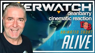 "Overwatch - Animated Short ""€œAlive"" REACTION"
