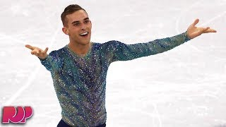 Adam Rippon Has The BEST Response To Sally Field's Son