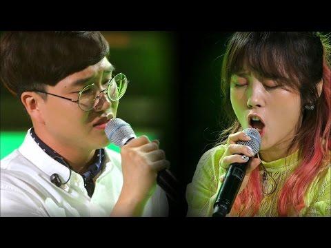 이수영·빙수집 성시경, 혼신의 애절함 '그리고 사랑해' 《Fantastic Duo》판타스틱 듀오 EP12