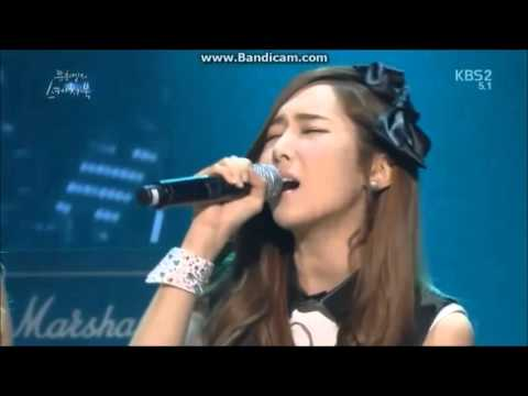 SNSD High Notes - Taeyeon & Jessica