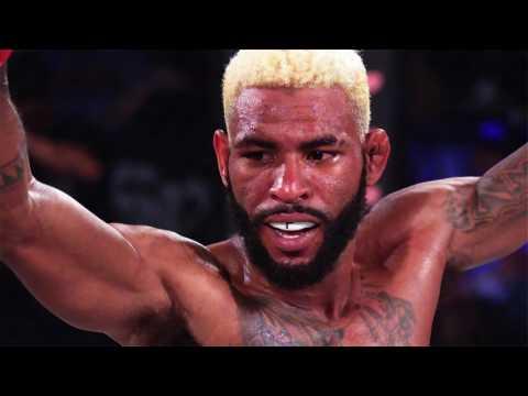 Bellator 159: Sitdown w/ Darrion Caldwell