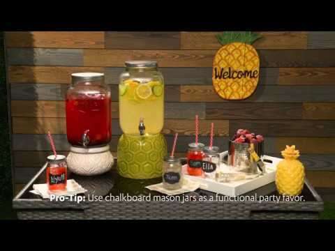 Fresh-Squeezed Solution | Outdoor Drink Station