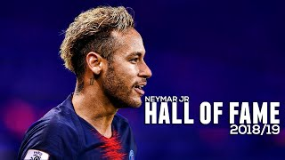 Neymar Jr ► Hall of Fame - Crazy Skills Showᴴᴰ 2019