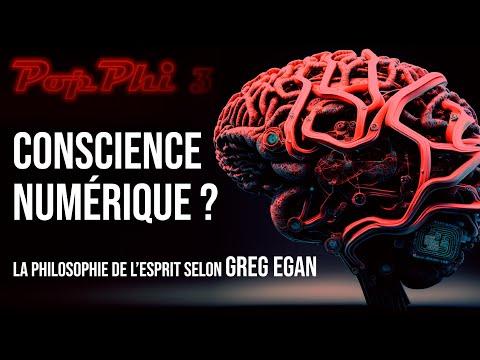 SF et philosophie de l'esprit : le cristal de Greg Egan - PopPhi #3
