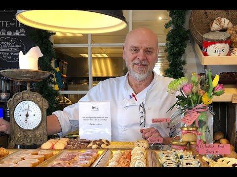 Bagare på Wenngarns bageri