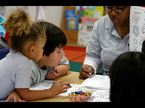 screenshot of youtube video titled Carolina Classrooms: Education Equity