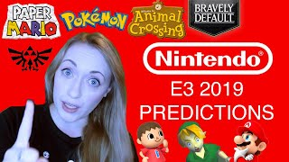 Nintendo E3 2019 Predictions & WHAT TO EXPECT!