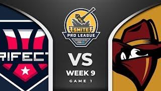 SMITE Pro League: Trifecta VS Renegades (Game 1)