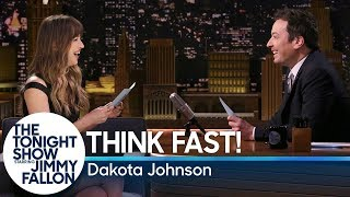 Think Fast! with Dakota Johnson