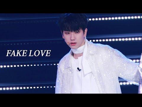 [4K] 190103 언더나인틴 3차경연 전도염 직캠 - Fake love