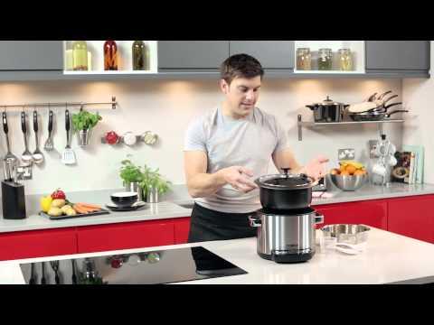 5L Digital Multi Cooker