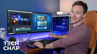 Why I Upgraded to the Intel i9-9900K - Gaming & Video Editing! | The Tech Chap
