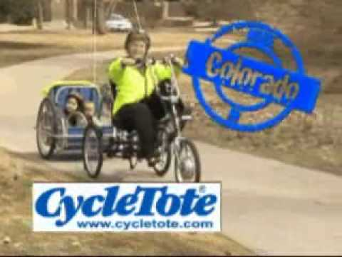 Summer 2010 Television Advertisement :: CycleTote