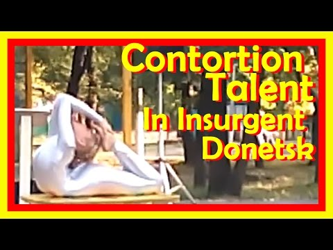 Gifted Contortion Girls From Worldwide