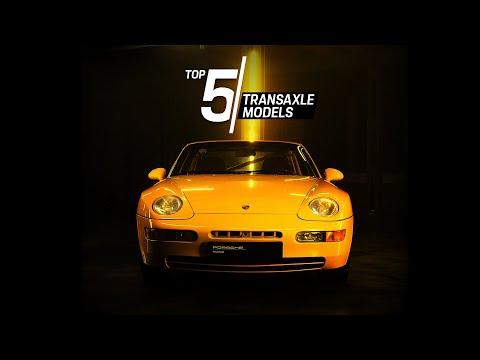 Porsche Top 5 Series: Transaxle Models