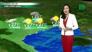 VTC14 | Thời tiết tổng hợp 29/03/2018 | Ngày mai thời tiết tại Tây Nguyên và Nam Bộ có mưa và dông