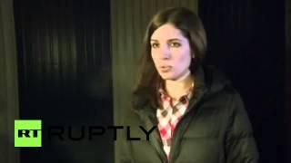 Nadia, amnistiata, ridiculizează gestul lui Putin