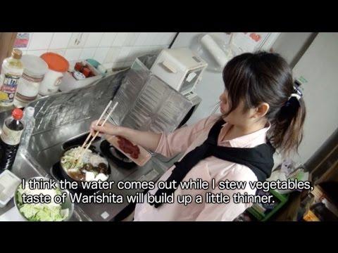 Japanese home cooking by Japanese lady - SUKIYAKI -