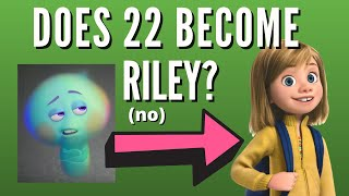 Soul Theory – Does 22 Become Riley From Inside Out? (no)