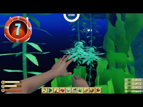 Raft - Part 7 - Underwater Exploration