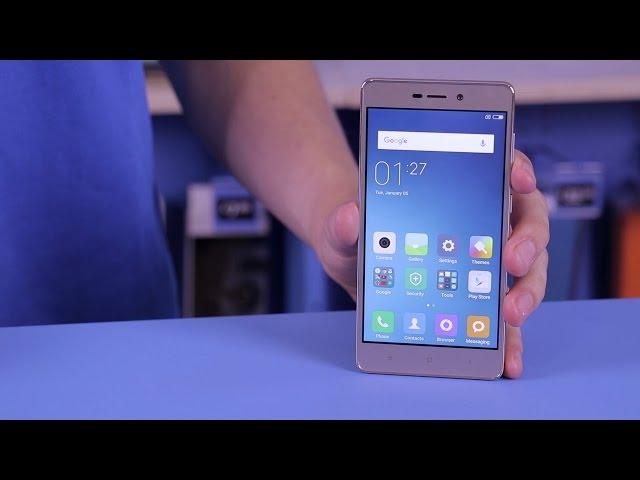 Belsimpel-productvideo voor de Xiaomi Redmi 3s