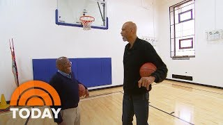Kareem Abdul-Jabbar On His New Book 'Becoming Kareem: Growing Up On And Off The Court' | TODAY