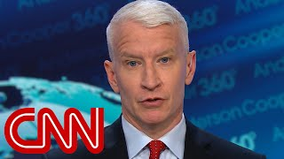 Anderson Cooper shuts down Donald Trump Jr.'s lie