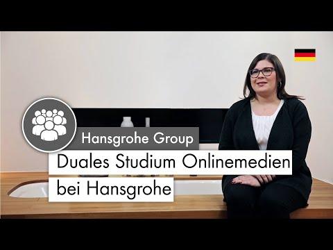 Duales Studium Onlinemedien | Das sagen DH-Studenten bei Hansgrohe