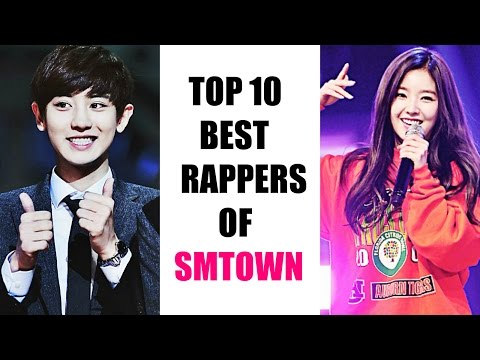 [TOP 10] Best Rappers of SM Entertainment