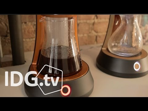 First Look: Prisma cold-brew coffee maker