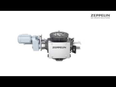 Zeppelin Schnellreinigungsschleuse