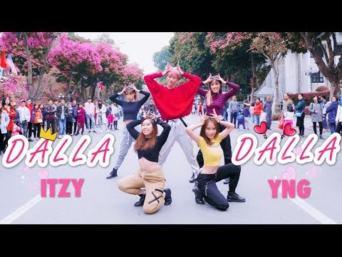 [ITZY DANCE COVER CONTEST] KPOP IN PUBLIC - ITZY