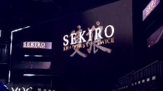 Sekiro Shadows Die Twice E3 Crowd Reaction! - E3 2018