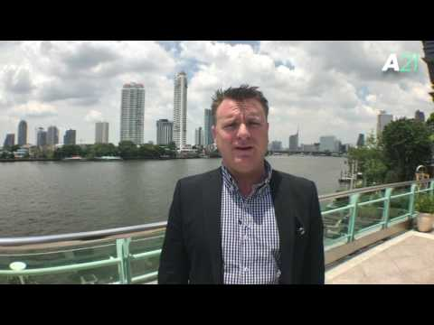 Interview with Everflo at Bangkok marine refrigeration event, April 2017