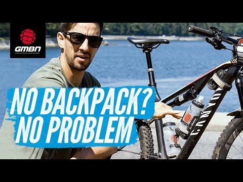 Bike Storage Solutions For Racing | Neil's BC Bike Race Setup