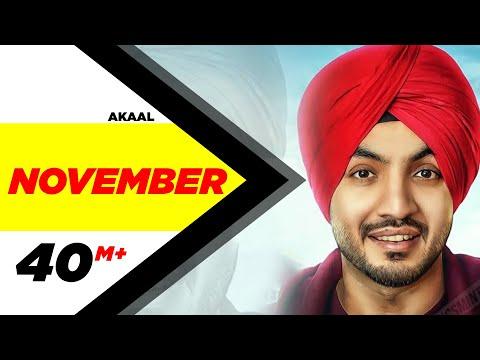 November Lyrics - Akaal | Parmish Verma