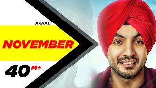 November – Akaal